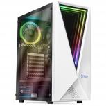 Computadora Gamer Xtreme PC Gaming CM-20601, AMD Ryzen 3 Pro 4350G 3.80GHz, 8GB, 240GB SSD, WiFi, Windows 10 Prueba, Blanco