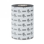 Cinta Zebra 2000 Standard Wax, Transferencia térmica, 110mm x 300m