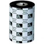Cinta Zebra con Cera Wax 2000, 131mm x 450m