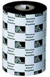 Cinta Zebra 3200 Wax/Resin, 89mm x 450m, Negro