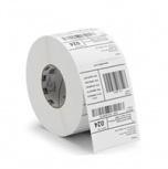 Zebra Rollo de Etiquetas 10018340, 4\'\' x 6\'\', 1000 Etiquetas, Blanco