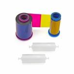 Cinta Zebra ix Series de Color, YMCKOK, 250 Impresiones
