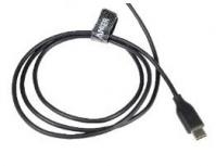 Zebra Cable USB A Macho - USB C Macho, Negro, para TC20