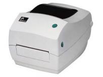 Zebra GC420t Impresora de Etiquetas, Térmica Directa/Transferencia Térmica, 203 x 203 DPI, Serial, USB , Paralelo, Blanco