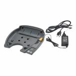 Zebra Base de Carga P1050667-018, Negro, para ZQ 630/QLn 420