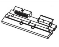 Zebra Kit de Cabezal de Impresion Termica P1053360-019, 300DPI, para 105SL