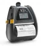 Zebra Impresora Móvil QLn420, Térmica Directa, Inalámbrico/Alámbrico, Bluetooth 3.0, USB 2.0, Negro