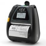 Zebra Impresora Móvil QLn420, Térmica Directa, 203 x 203 DPI, Bluetooth, USB 2.0, Negro