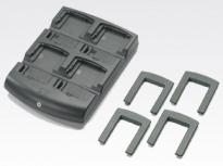 Zebra Base de Carga para 4 Baterías, para MC70/MC75/MC3100