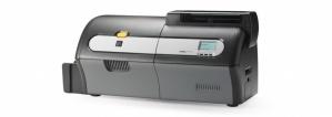 Zebra ZXP 7, Impresora de Credenciales, Doble Cara Impresión, Doble Cara Laminación, 300 x 300 DPI, USB, Ethernet, Gris