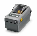 Zebra ZD410 Impresora de Etiquetas, Térmica Directa, 203 x 203DPI, USB, Host, Negro/Gris