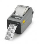 Zebra ZD410, Impresora de Etiquetas, Térmica Directa, 203 x 203 DPI, USB 2.0, Gris