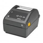 Zebra ZD420, Impresora de Etiquetas, Térmica Directa, 203 x 203DPI, Bluetooth, USB, Gris