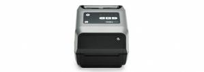Zebra ZD620, Impresora de Etiquetas, Transferencia Térmica, 203 x 203 DPI, Negro/Gris