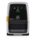 Zebra Impresora Móvil ZQ110, Térmica Directa, Inalámbrico, Bluetooth, Serial, USB 2.0, Negro