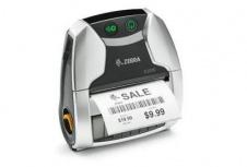 Zebra Impresora Móvil ZQ320, Térmica Directa, Inalámbrico, 203 x 203DPI, Bluetooth, USB 2.0, Negro/Plata
