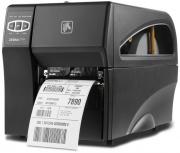 Zebra ZT220 Impresora de Etiquetas, Térmica Directa, 203 x 203DPI, RS-232, Negro
