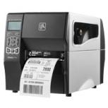 Zebra ZT230, Impresora de Etiquetas, Transferencia Térmica, 203 x 203 DPI, Serial, USB, Wi-Fi, Negro/Plata