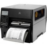 Zebra ZT420, Impresora de Etiquetas, Transferencia Térmica, Bluetooth, 300 x 300 DPI, Negro