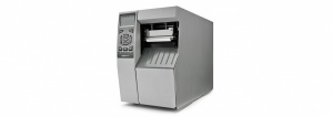 Zebra ZT510 Impresora de Etiquetas, Transferencia Térmica, 203 x 203DPI, Serial, USB, Gigabit Ethernet, Bluetooth, Cutter, Gris