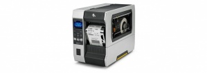 Zebra ZT610, Impresora para Etiquetas, Transferencia Térmica, 203 x 203 DPI, USB 2.0, Negro/Gris