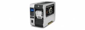Zebra ZT610, Impresora de Etiquetas, Transferencia Térmica, 600 x 600 DPI, Ethernet, USB, Bluetooth, Serial, Negro/Gris
