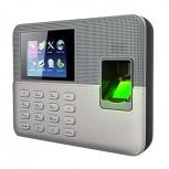 ZKTeco Control de Acceso y Asistencia Biométrico LX50, 500 Usuarios, Negro