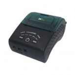 ZKTeco ZKP5808 Impresora de Tickets, Térmico, Bluetooth/RS-232/USB, Negro