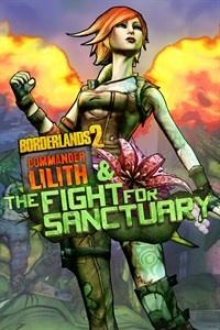 Borderlands 2: Commander Lilith & the Fight for Sanctuary, DLC, Xbox One ― Producto Digital Descargable