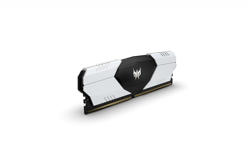 Memoria RAM Acer Predator Talos Blanco/Negro DDR4, 3600MHz, 8GB (1 x 8GB), CL18, para PC