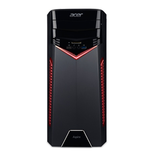 Computadora Gamer Acer Aspire GX-785-ML11, Intel Core i5 7400 3.00GHz, 8GB, 1TB, NVIDIA GeForce GTX 1050, Windows 10 Home 64-bit ― ¡Recibe Fortnite Counterattack Set!
