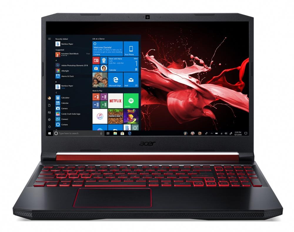 "Laptop Gamer Acer Nitro 5 AN515-43-R6GB 15.6"" Full HD, AMD Ryzen 7 3750H 2.30GHz, 8Gb, 1TB + 256GB SSD, NVIDIA GeForce GTX 1650, Windows 10 Home 64-bit, Negro"