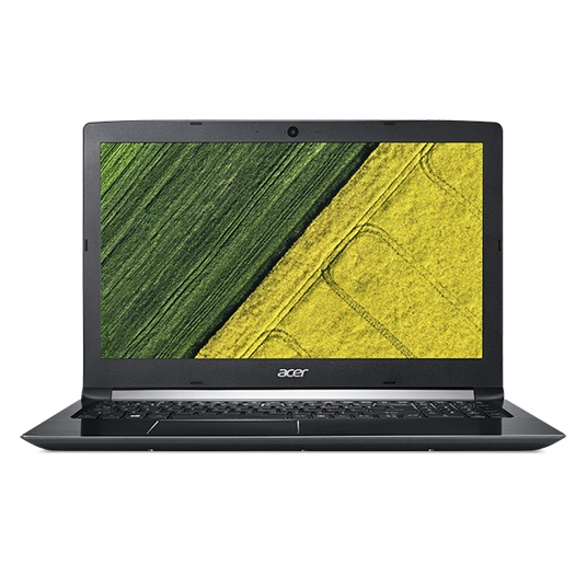Laptop Acer Aspire A515-51-50TD 15.6'' HD, Intel Core i5-7200U 2.50GHz, 8GB, 1TB, Windows 10 Home 64-bit, Negro/Rojo
