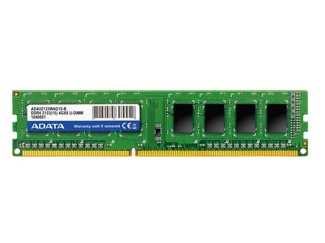 Memoria RAM Adata DDR4, 2133MHz, 16GB