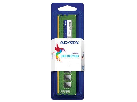 Memoria RAM Adata DDR4, 2133MHz, 8GB, CL15