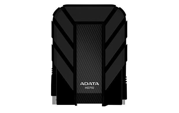 Disco Duro Externo Adata HD710 Pro 2.5'', 4TB, USB 3.0, Negro - para Mac/PC
