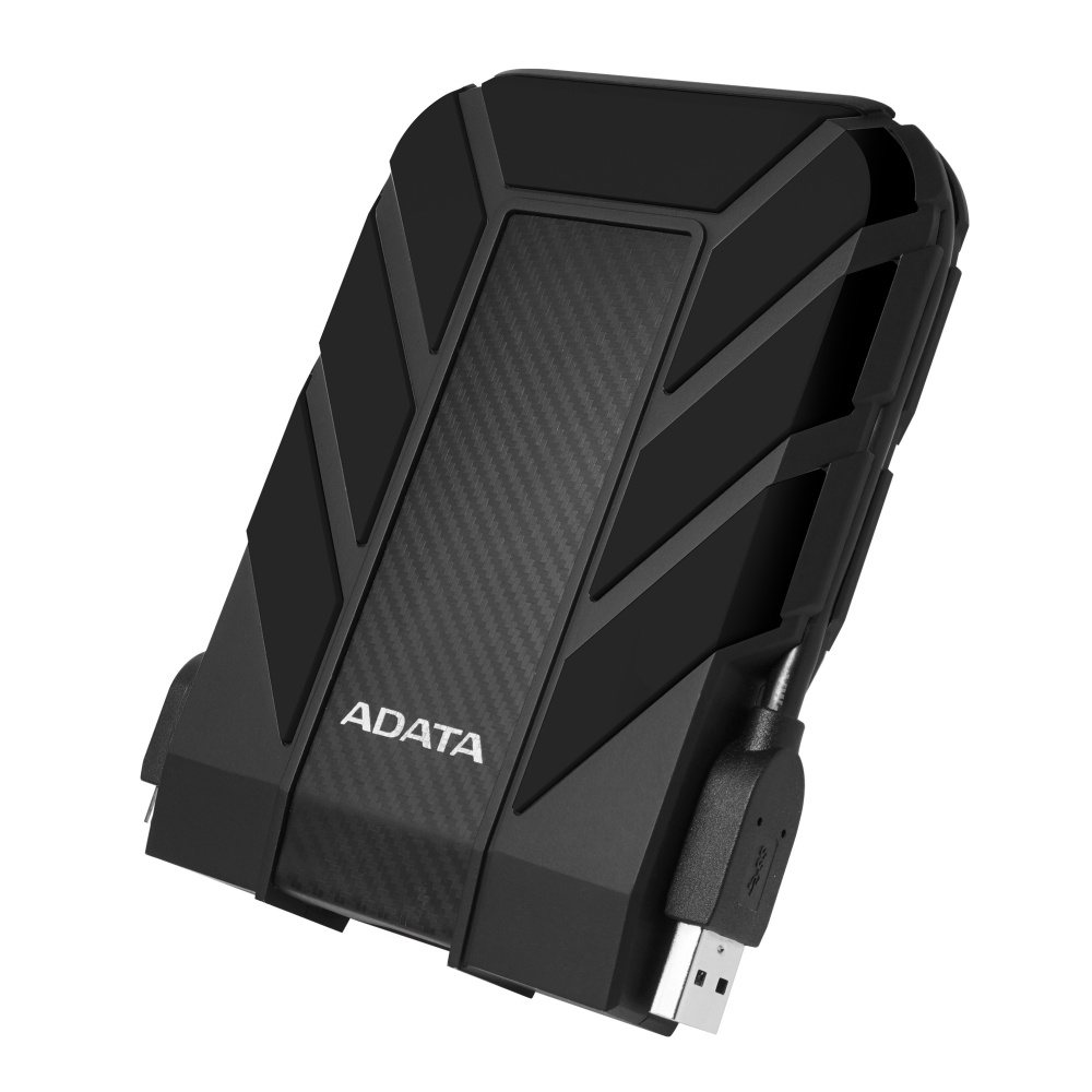 "Disco Duro Externo Adata HD710 Pro 2.5"", 5TB, USB 3.1, Negro, A Prueba de Agua, Polvo y Golpes - para Mac/PC"