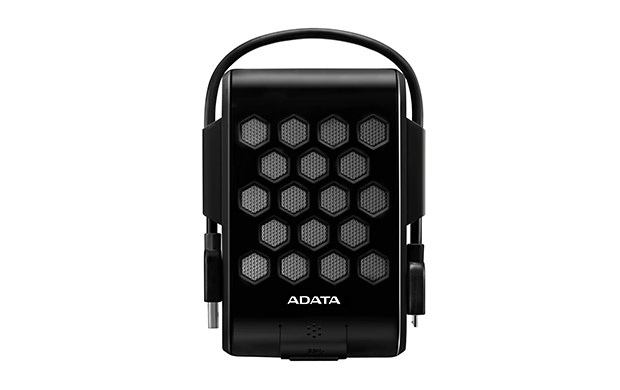 Disco Duro Externo Adata HD720 2TB, USB 3.0, Negro, A Prueba de Agua, Polvo y Golpes - para Mac/PC