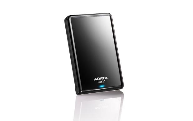 Disco Duro Externo Adata HV620 2.5'', 1TB, USB 3.0, Negro - para Mac/PC