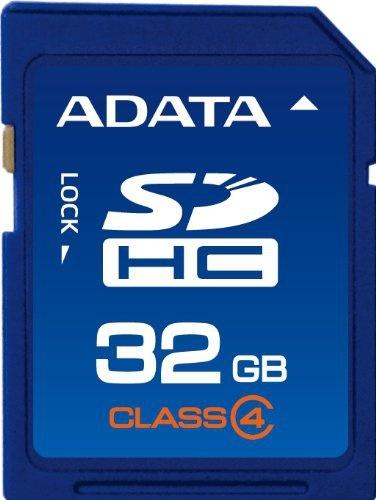 Memoria Flash Adata, 32GB SDHC Clase 4