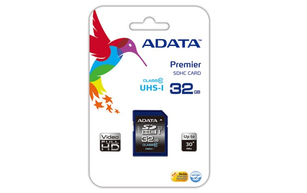 Memoria Flash Adata Premier, 32GB SDHC Clase 10