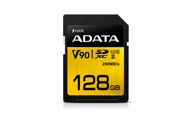 Memoria Flash Adata Premier ONE V90, 128GB SDXC UHS-II Clase 10