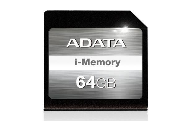 Memoria Flash Adata i-Memory, 64GB SDXC MLC