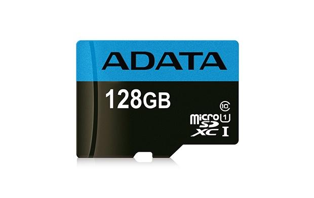 Memoria Flash Adata Premier, 128GB MicroSDXC UHS-I Clase 10