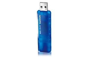 Memoria USB Adata DashDrive UV110, 32GB, USB 2.0, Azul