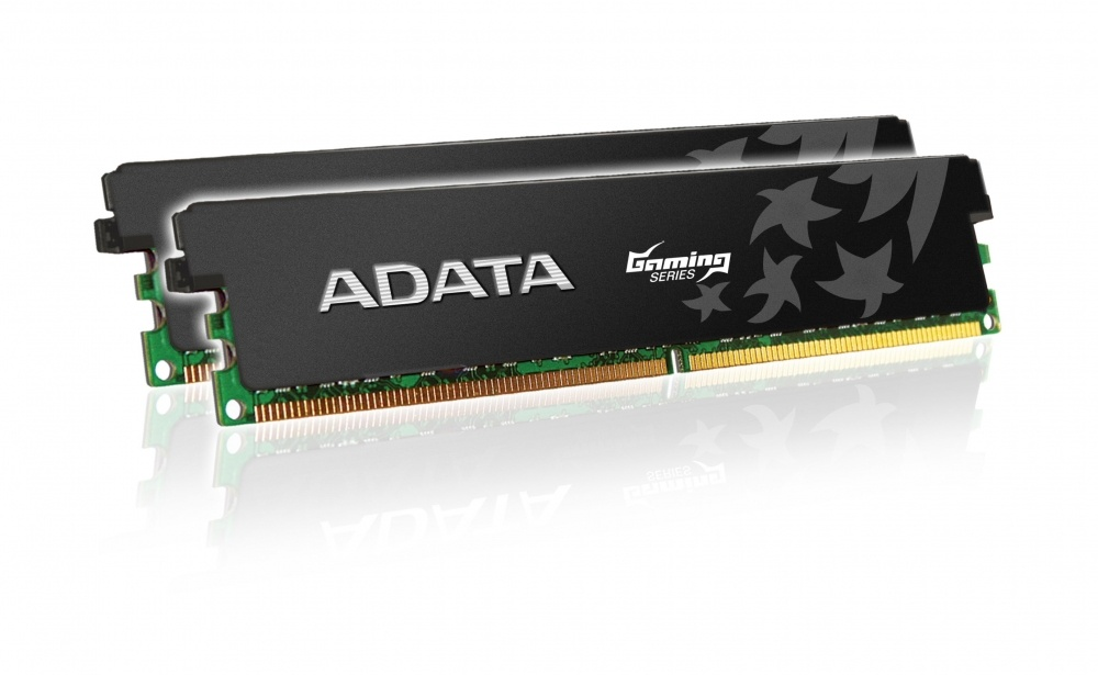 Memoria RAM Adata DDR III, 1.60GHz, 8GB (2 x 4GB), Latencia CAS 9