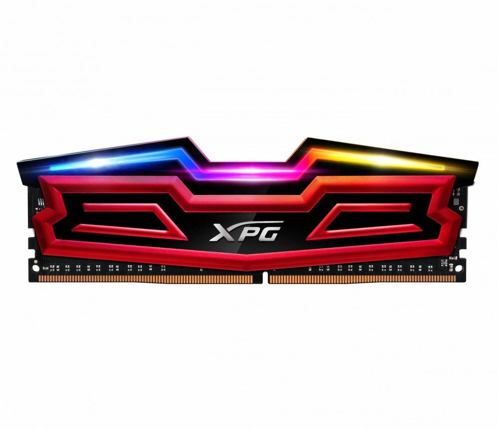 Memoria RAM XPG Spectrix D40 DDR4, 2666MHz, 8GB, Non-ECC, CL16, XMP