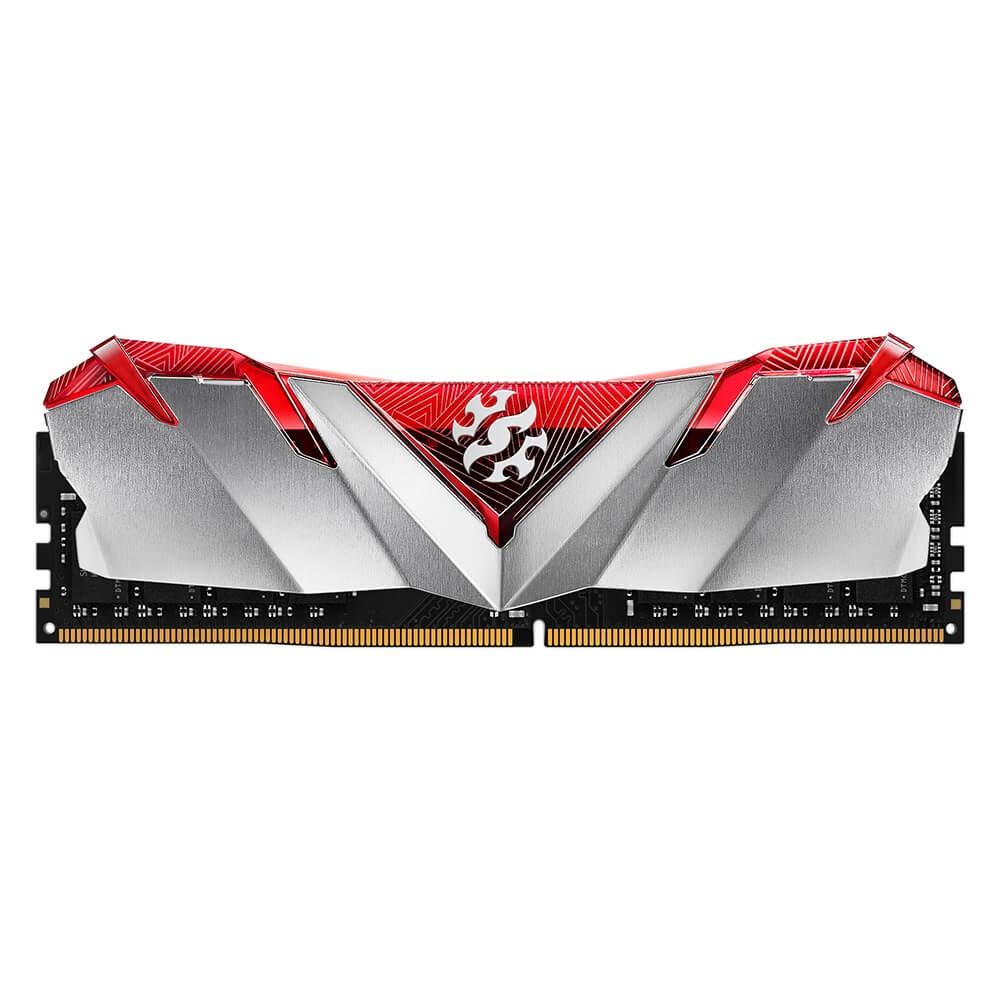 Memoria RAM XPG Gammix D30 Red DDR4, 16GB, 3000MHz, CL16, XMP, 1.35V