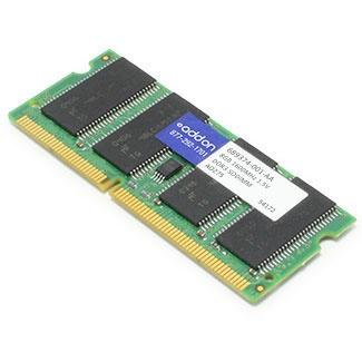 Memoria RAM AddOn 689374-001-AA DDR3, 1600MHz, 8GB, Non-ECC, CL11, SO-DIMM