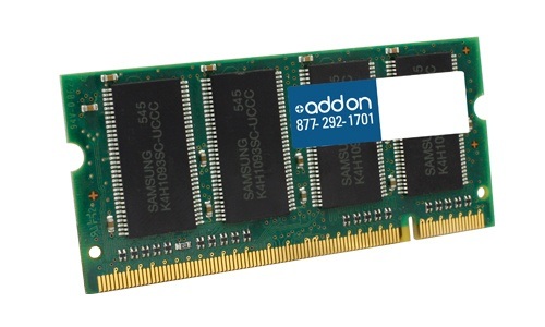 Memoria RAM AddOn DDR3, 1600MHz, 4GB, SO-DIMM, 1.35V